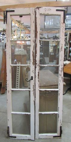double french doors DJT