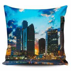 Cojin Decorativo Tayrona Store Ciudad Nocturna 48 - $ 43.900