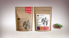 Oribeans Coffee on Packaging of the World - Creative Package Design Gallery