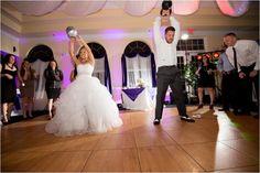 Wedding WOD // Wedding workout // Wedding reception workout // CrossFit couple // CrossFit wedding // Kettlebell Wedding // Wedding AMRAP