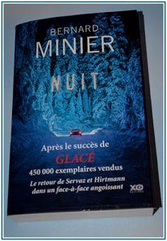 Les Lectures de Val : Nuit de Bernard Minier