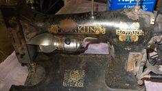 Repairing the black (Japanning) on vintage sewing machines