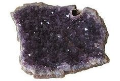 Vintage Honed Amethyst Crystal $450