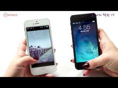 ▶ 지나의 착한 IT | 아이폰 5s 퀵 리뷰 - YouTube