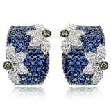 Image detail for -sapphire earrings