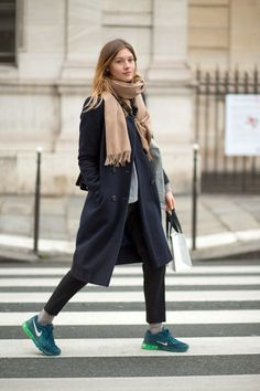 Street Style Haute Couture Spring 2015 - Spring 2015 Street Style Walking the streets of TO