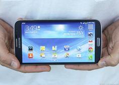 Smartphones: When is 'big' too big? Galaxy SIII is ok