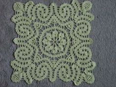 Bruges crochet picture tutorial