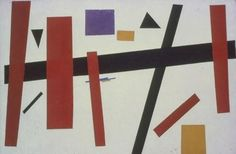 Suprematism no 50 Poster Print by Kazimir Malevich Abstract Art Modern Decorating Ideas Make a Bold Statement