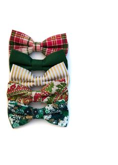 •Holiday Prints• Christmas Bow Tie and Suspenders, Leather Suspenders, Holiday Outfit for Boys, Toddler Suspenders, Floral Bow Tie Set, Red Bowtie Suspenders, baby bow tie, pictures with Santa, winter wedding, ring bearer outfit, family pictures outfit, Christmas outfit
