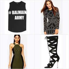 Pin for Later: 44 Alternatives à la Collection Balmain x H&M