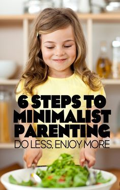 6 Steps to Minimalist Parenting - Parenting.com - a long excerpt from the book.