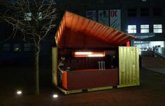 pop up bar... cool concept of how this actually opens up.