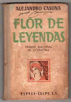 Flor de Leyendas, de Alejandro Casona
