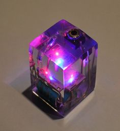 LED Resin Cube tutorial