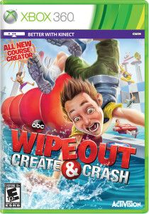 Wipeout: Create & Crash Xbox 360 Game for Kinect...$39.99  Like, Re-Pin. Thank's!!!  Repined by http://www.casualgameportal.com/category/xbox/