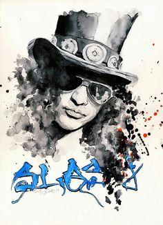 Slash Art