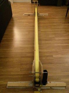 DIY slackline frame (UPDATE 2)   Bagges blogs