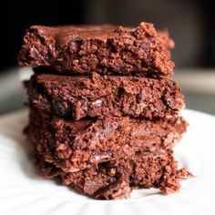37 Calories Brownies...although my fitness pal recipe figures them at 41. :-)…