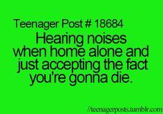 Oh jeez I hate that feeling!!!