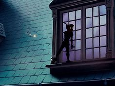 peter pan and tinkerbell gif of finding Wendy Disney Pixar, Disney And Dreamworks, Disney Animation, Walt Disney, Disney Art, Peter Pan Disney, Peter Pans, Disney Love, Disney Magic