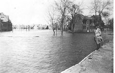 Watersnood Vlissingen (jaartal: 1950 tot 1960) - Foto's SERC