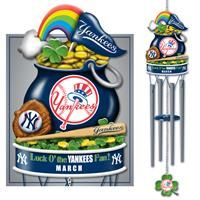 New York Yankees Wind Chimes - Your 1st One is FREE! - Willabee   Ward 60e29ebe73bc