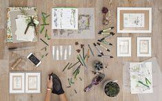 © smallbigidea.com landscape designer's table.