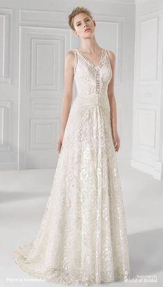 Patricia Avendano 2016 Wedding Dress
