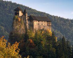 Orava-Castle-Slovakia-1024x1280 Orava Castle view from the north.