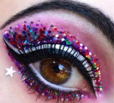 10 Gorgeous New Year's Eve Eyes Makeup Ideas