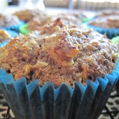 Carrot Cake Flax Seed Muffins | Recipes | Beyond Diet