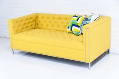Hollywood Love Seat by ModShop