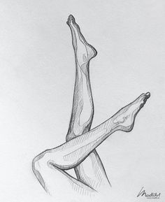 Sketchbook drawing of long legs I feet drawing study I Anatomy art study I Pencil Art idea I Leg foot realistic sketch anatomy study reference I MadliArt www madli eu - Cool Art Drawings, Pencil Art Drawings, Art Drawings Sketches, Drawing Ideas, Pencil Sketch Art, Art Illustrations, Drawing Tips, Easy Drawings, Feet Drawing