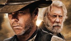 Father and son actors Donald and Kiefer Sutherland recently had the chance to work with each other for the first time, and it was apparently quite an emotional moment for the younger man.