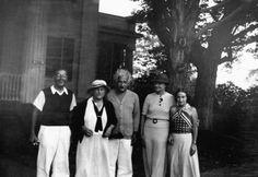 Einstein & family