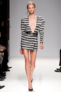Balmain Spring 2013 RTW - Review - Fashion Week - Runway, Fashion Shows and Collections - Vogue