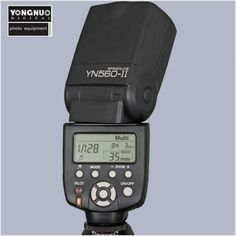Yongnuo YN-560 II Flash Speedlight for Canon 1D 5D 5D II 5D III 50D