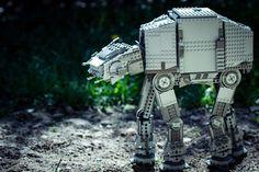 Imperial Walker #starwars #imperial #walker #lego