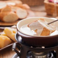 Best-Ever Cheese Fondue
