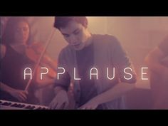 Sam added LOADS of class and beauty to this song....give it a listen! :) Applause (Lady Gaga) - Sam Tsui Cover