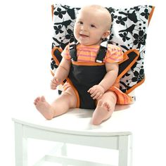Interesting!  Travel High Chair