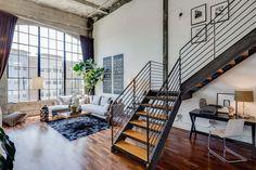 architecture beautiful loft2