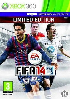 Fifa 14 limited edition
