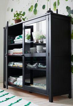 Die neue SÄLLSKAP-Kollektion von Ikea ist da! #solebich #einrichtung #interior #ikea #vitrine #tischdecke #küche #kitchen Foto: Ikea