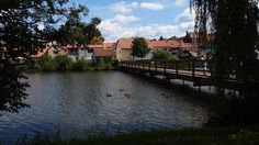 Telc, Czech Republic Czech Republic, Scotland, Canada, Country, Beautiful, Bohemia, Rural Area, Country Music