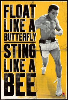 Mohamed Ali. Enough Said.