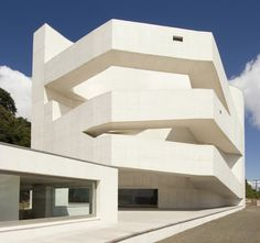 Museum for Ibere Camargo foundation ,by Alvero Siza