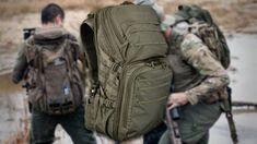 Популярная компания Eberlestock недавно выпустила новые модели суточных военно-тактических рюкзаков - X41 HiSpeed II и X31 LoDrag II.