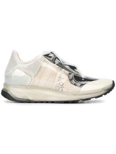 Maison Margiela Transparent Concealed Vamp Sneakers - Farfetch